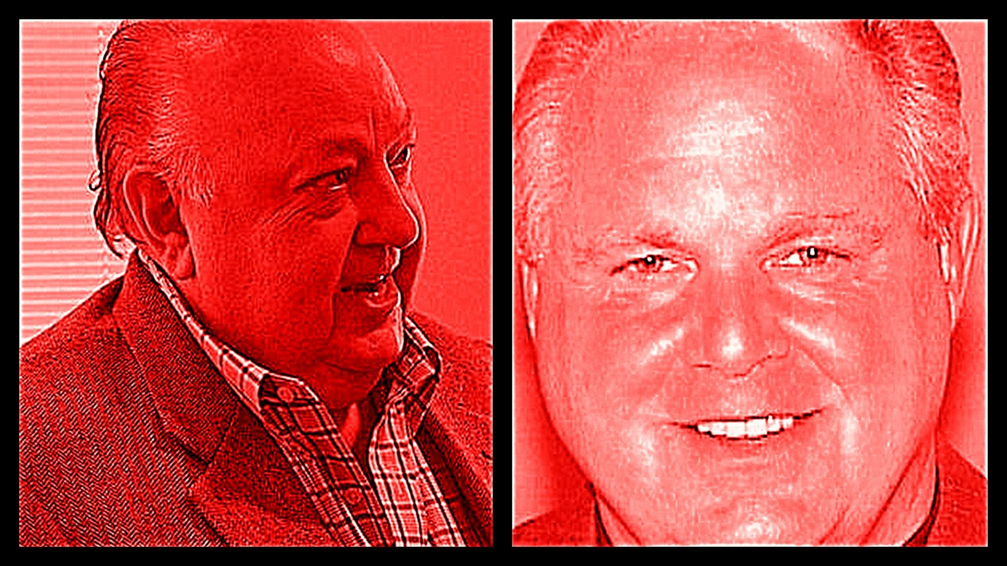 Rush Limbaugh and Roger Ailes