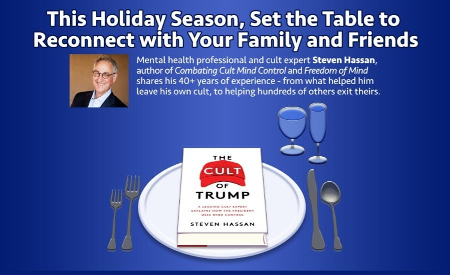 For Ex-Members: Surviving the Holidays