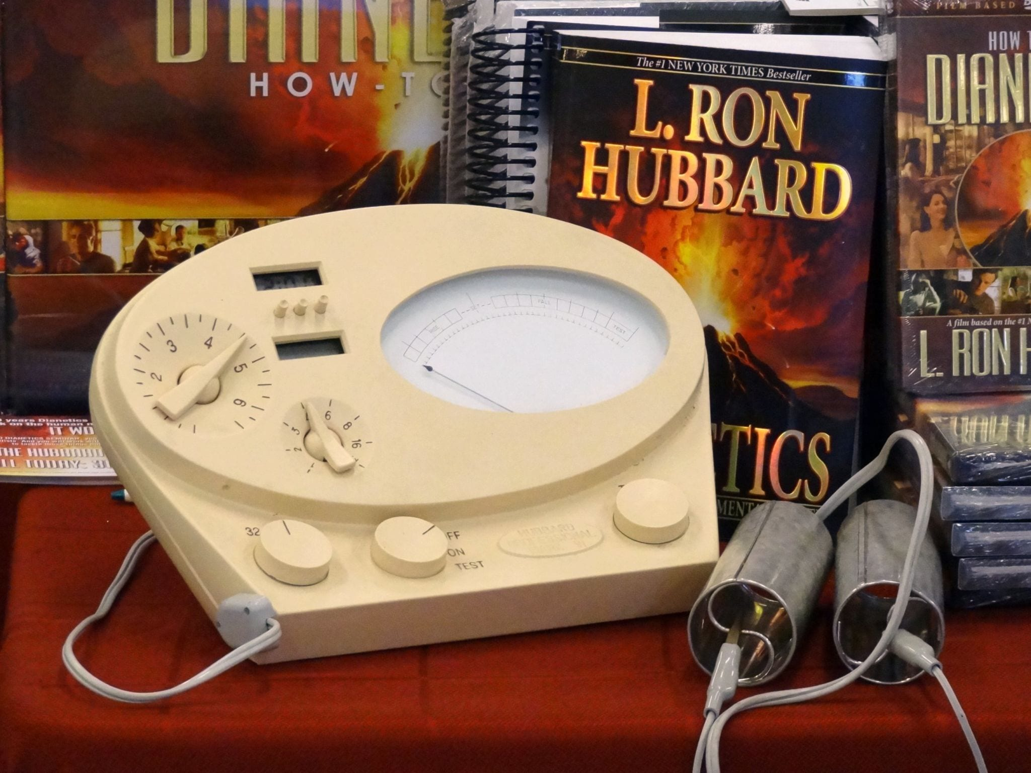 Scientology E-Meter