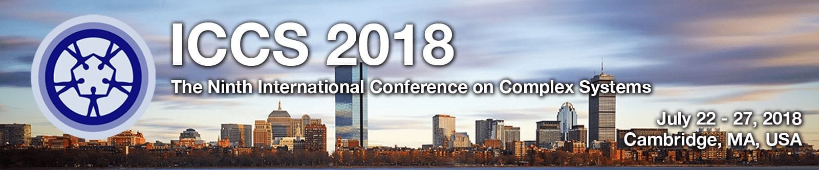 The Ninth International Conference on Complex Systems 2018 Sponsored by NECSI