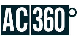 Anderson Cooper 360 logo