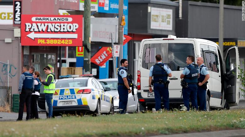 New Zealand Mosque Shootings: White Extremist Terrorism and the Internet