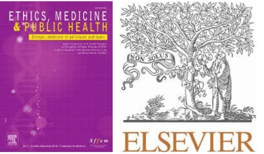 The Anatomy of Undue Influence: Scientific Study and Elsevier Journal Article