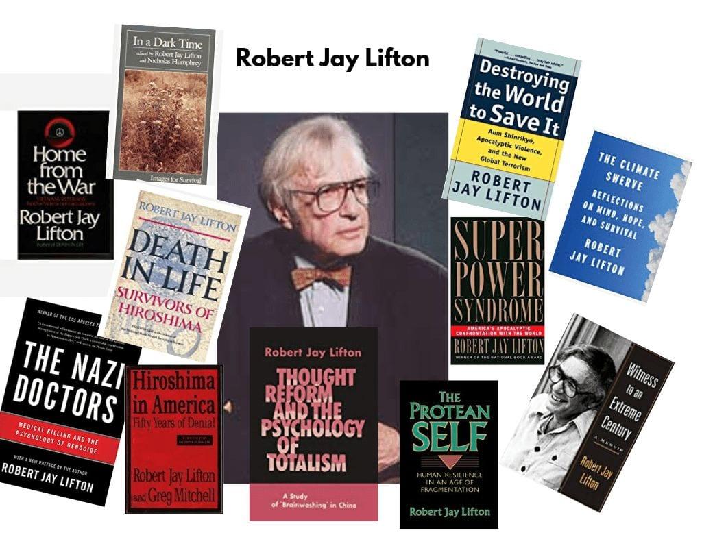 Robert Jay Lifton's Eight Criteria of Thought Reform (Brainwashing, Mind Control)