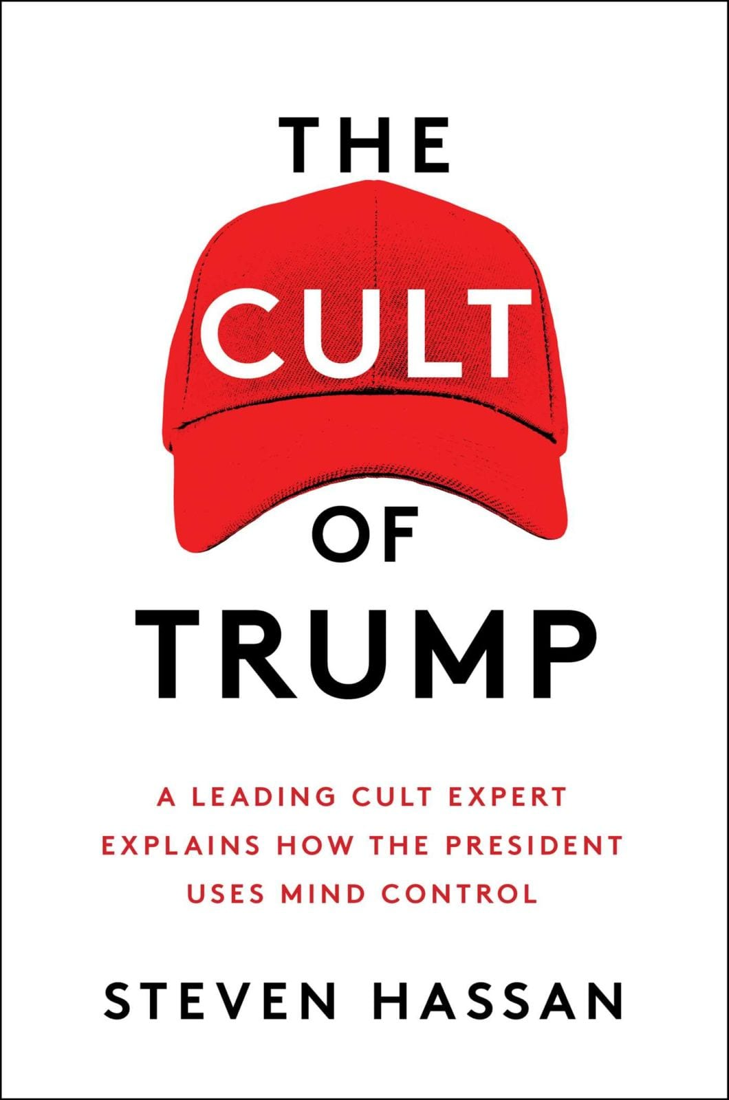 Announcing My New Book with Simon and Schuster Entitled The Cult of Trump