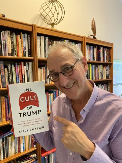 The Cult of Trump Book is Published!