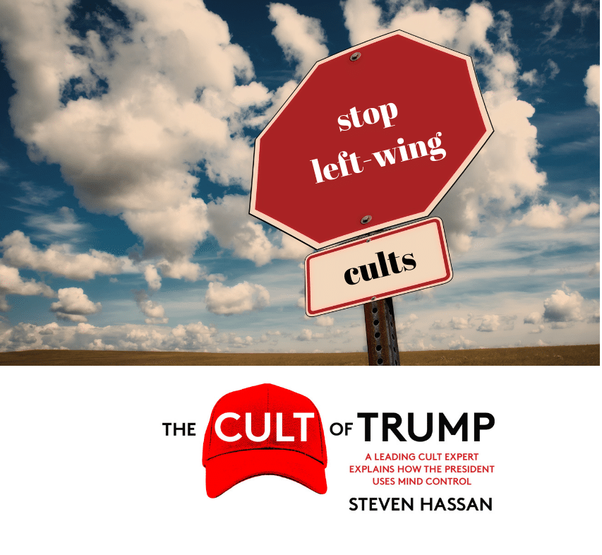 Yes, There Are Left-Wing Destructive Cults!