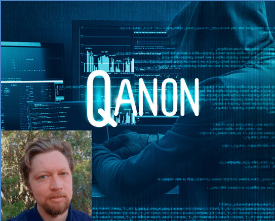 QAnon: What Is It About? A Discussion With Conspiracy Theory Researcher Travis View