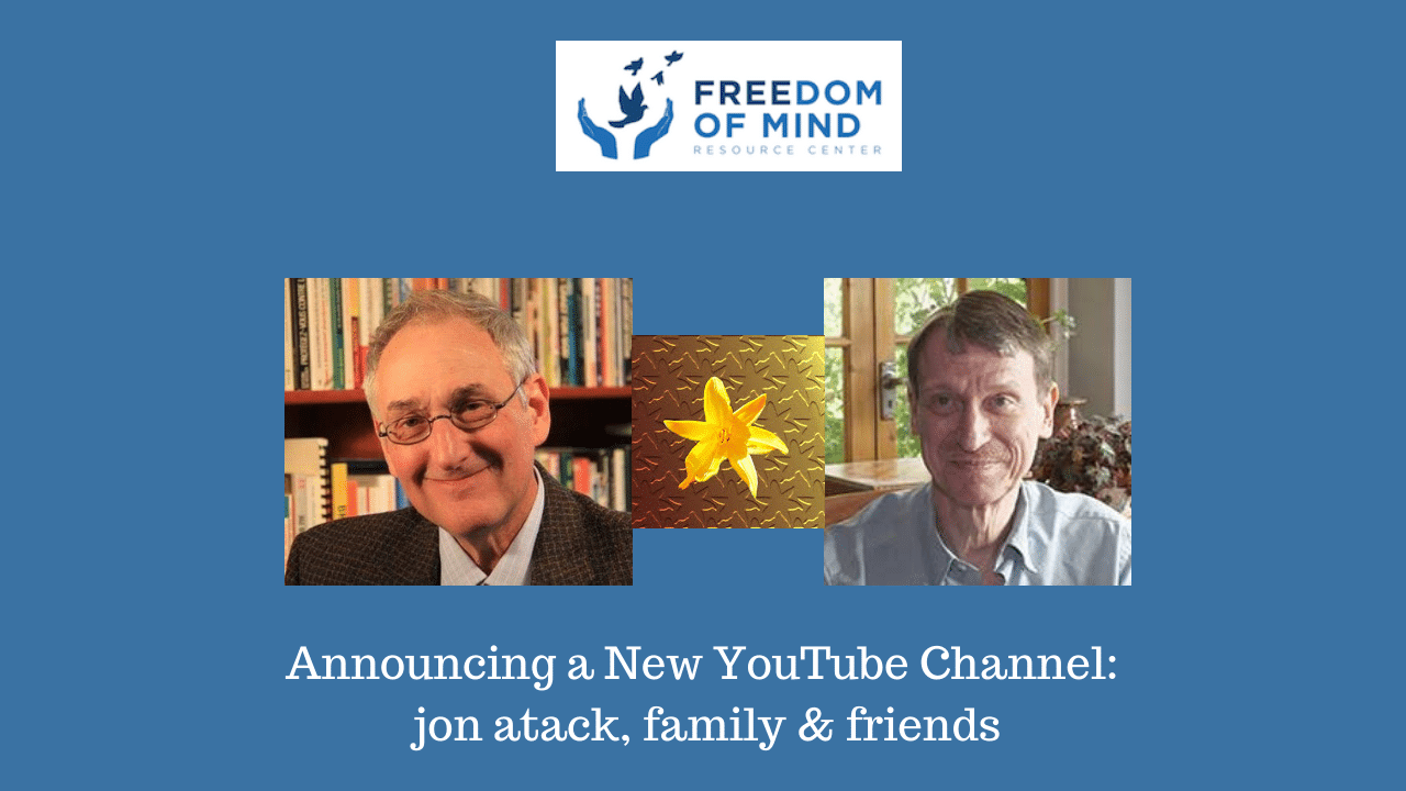 Announcing a New YouTube Channel: jon atack, family & friends