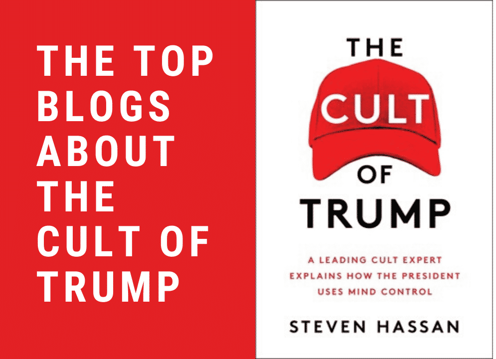 My Top Blogs About The Cult of Trump