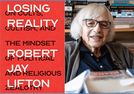 Dr. Robert Jay Lifton on Trump, COVID-19, and Racism: The Struggle for Reality and Oppression