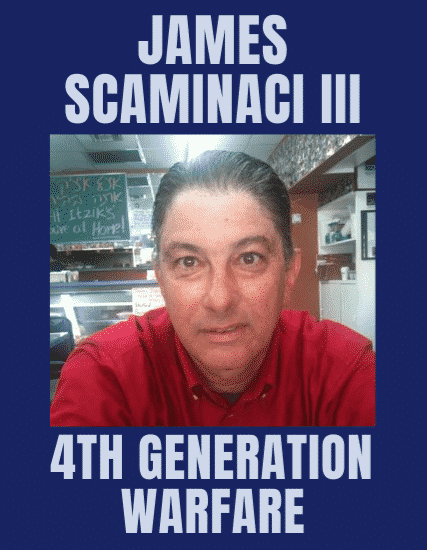4th Generation Warfare and The Christian Right: A Discussion With James Scaminaci III
