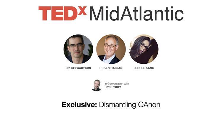 Dismantling QAnon: A TEDxMidAtlantic Must Watch Program