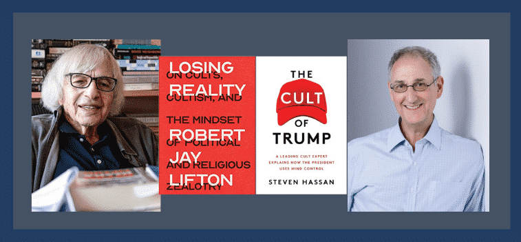 Dr. Robert Jay Lifton on Trump, Democracy, COVID-19, Climate Change Crisis and the Election