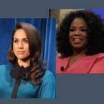 Meghan Markle Oprah Suicide Mental Health