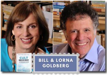 Bill and Lorna Goldberg