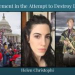 cult involvement democracy Moonies Helen Christophi